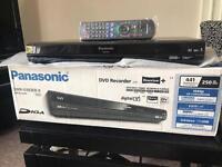 Panasonic DVD player/recorder