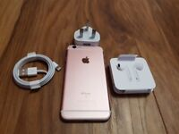 iPHONE 6S PLUS 64 GB UNLOCKED GOOD CONDITION WITH NEW ACCESSORIES