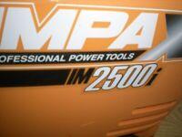 Impax 2500 generator