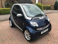SMART FORTWO 0.7 CITY-COUPE PASSION 2007