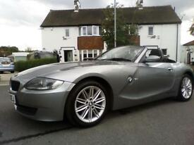 Stunning BMW Z4 Convertible Gun metal grey