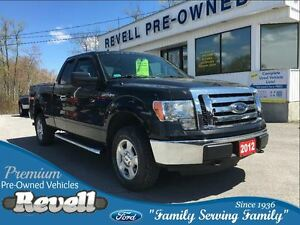 2012 Ford F-150 XLT 4X4  *1-owner trade