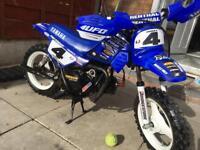 Yamaha pw50 Pw 50 swap