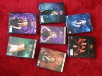 Buffy the vampire slayer dvds