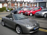 MG TF 1.8 135 2dr,3 MONTHS WARRANTY,HPI CLEAR,12 MONTHS MOT