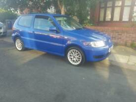 VW Polo 1.4 2001 MOT 12 MONTHS