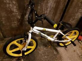Redemption SkyWay mags Bmx in good condition