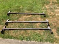 Ladder racks from Fiat Ducato / Citroen Relay / Peugeot Boxer