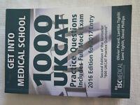 UKCAT 1000 Practice Questions 2016 Edition Get Into Medical School