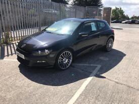 ❌❌2009 Volkswagen scirocco diesel auto dsg❌❌