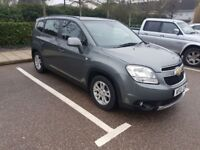 2013 CHEVROLET ORLANDO 1998cc LT VCDi 5Dr AUTO 7 SEATER 38K Mi. DIESEL MOT MARCH 2019. DRIVES AS NEW