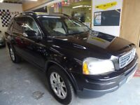 2008 VOLVO XC90 2.4 D5 SE AUTOMATICAWD, NEW TIMING BELT 86K, FULL SERVICE HISTORY, DRIVES LIKE NEW
