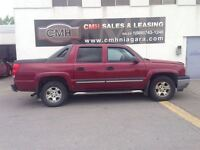 2005 Chevrolet Avalanche LS ALLOYS LOADED (CERTIFIED)