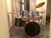 Drum Kit with Accessories