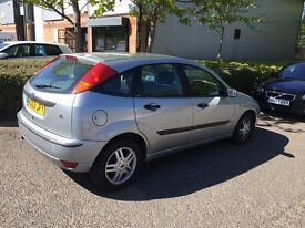 2004 ford focus on excelent condition