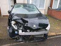2015 Peugeot 208 1.0 7k miles salvage spares damaged. Parts only