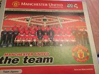 Manchester United Jigsaw