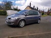 2008 renault scenic dynamique 1.5dci eco limited edition