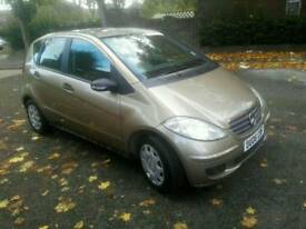 2006 Mercedes A150 1.5, 2 keepers,can deliver
