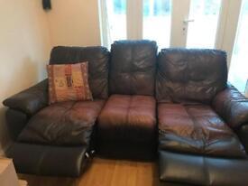 3 &2- seater sofas