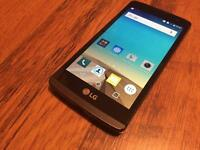 LG Leon LTE 4G (unlocked any sim) Android 6 Smartphone