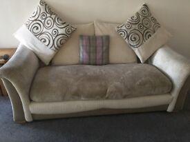 X2 3 seater sofas