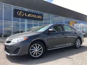2012 Toyota Camry LE Upgrade, $107.12 bi-weekly