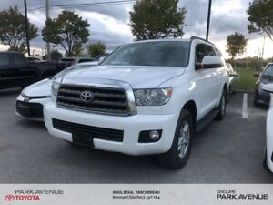 2017 Toyota Sequoia SIEGE CUIR+TOIT OUVRANT+MAGS+CAMERA