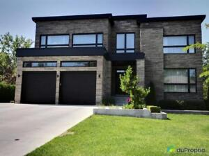 1 575 000$ - Maison 2 étages à vendre à St-Bruno-De-Montarvil
