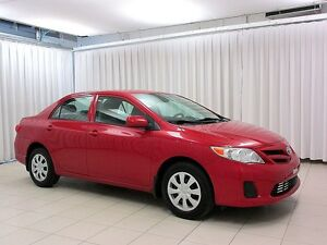 2011 Toyota Corolla LE AUTOMATIC SEDAN WITH AIR CONDITIONING AND