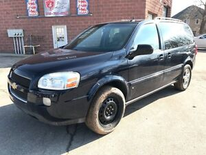 2007 Chevrolet Uplander ONE OWNER - NO ACCIDENT - SAFETY & E-TES