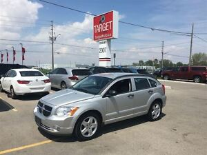 2008 Dodge Caliber Low Low Kms, 4 Cylinder Great on gas !!!!!