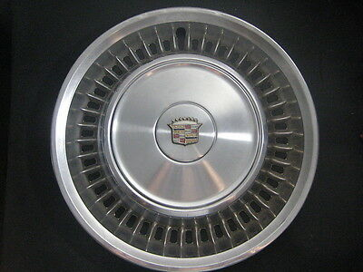 71 72 Cadillac Deville Calais Fleetwood RWD Stainless Rim Hubcap Wheel Cover