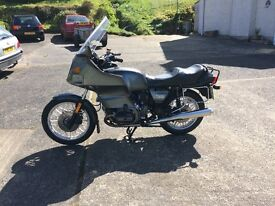BMW R100 RT Mororbike for sale