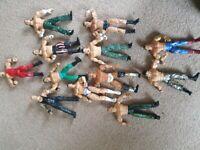 WWE Toy Figure Bundle
