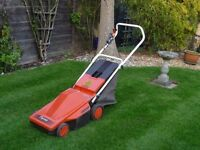 FLYMO CHEVRON RE 420 rotary lawn mower