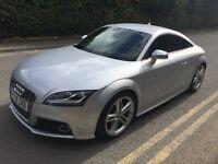 Audi TTS QUATTRO SAT NAV MOT FSH