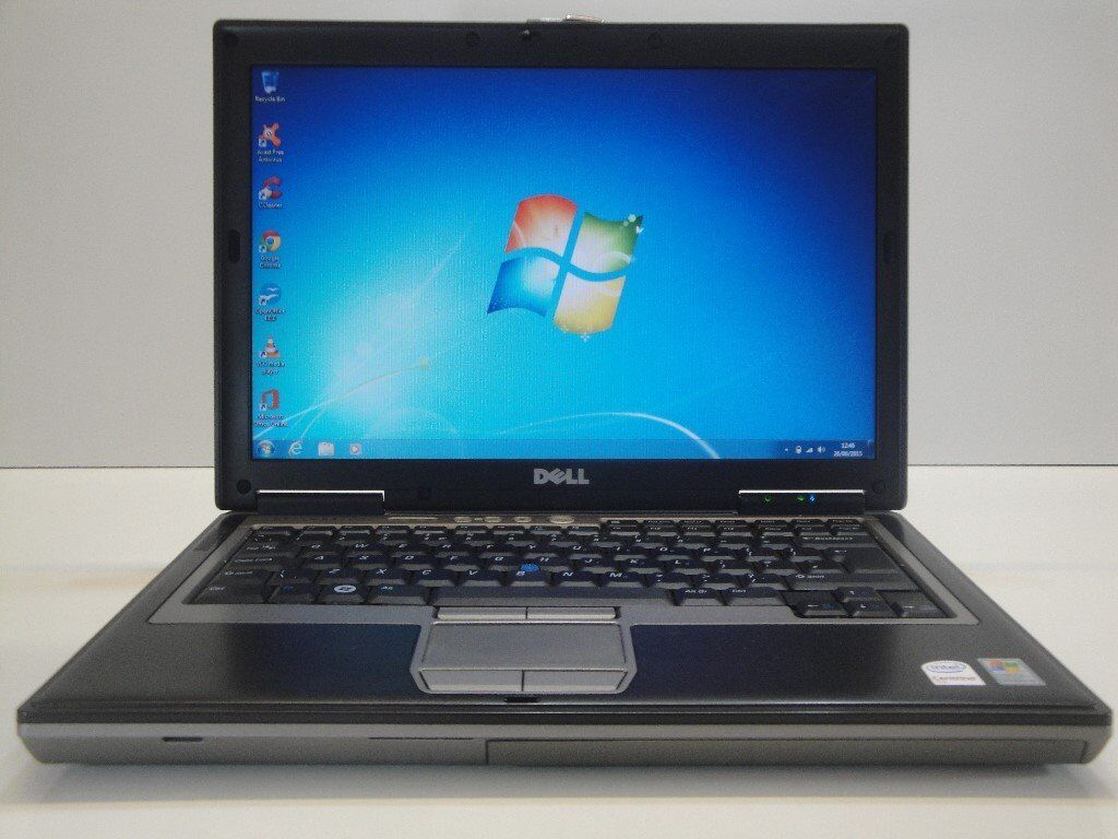 DELL LATITUDE LAPTOP-WIN7- CORE 2 DUE-120GIG-EXCELLENT CONDITION-OFFICE 2013-FAST-DVD-FREE DELIVERY