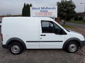 2012 FORD TRANSIT CONNECT T200 1.8 DIESEL