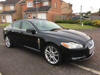 09 Jaguar XF S Premium Luxury Immaculate as 530D ML320 A5 A7 Insignia Mondeo