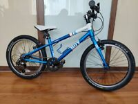 HOY - Bonaly 20 Inch Wheel Kids Lightweight Bike - Blue - Great condition