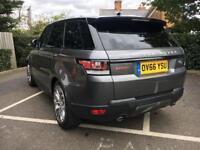 Land Rover Range Rover Sport SDV6 HSE DYNAMIC (grey) 2016-11-29
