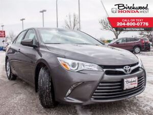 2016 Toyota Camry LE Heated Seats