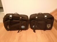 Side panniers Motorcycle, paniers soft