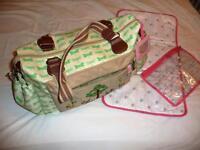 Yummy Mummy changing bag - Twice as Nice