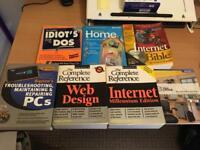 7 Computer books