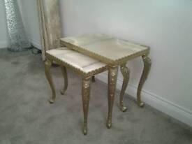 Onyx tables
