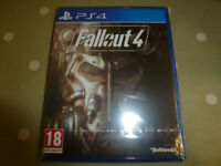 Ps4 fallout 4 new sealed