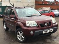 NISSAN X TRAIL 2.0 SPORT + JUST SERVICED + 12 MONTHS MOT