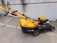 Stiga pro 55 4S , good condition, regularly serviced, done 4 seasons